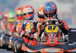 As melhores competições de Karting