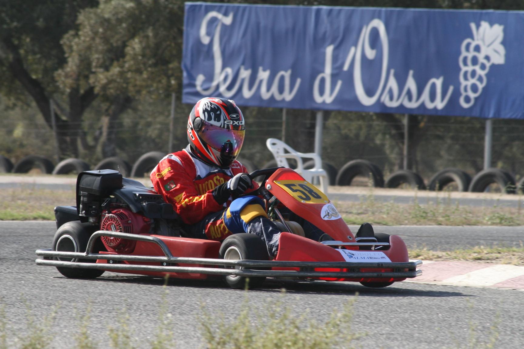 Karting, provas, competições e diversão!